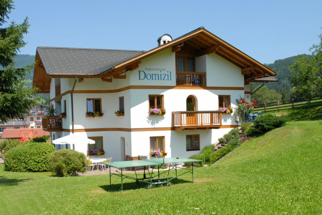 Foto - Haus Domizil im Sommer